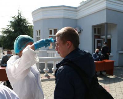 Пассажиров поезда «Санкт-Петербург – Севастополь» протестировали на COVID-19