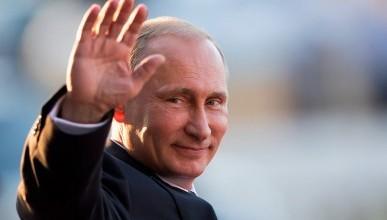 Положительная оценка работы президента РФ Владимира Путина бьет новые рекорды!
