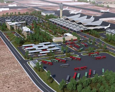 Объявлен тендер по определению подрядчика строительства аэропорта Бельбек