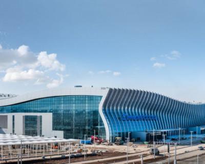 Пассажиропоток в аэропорту Симферополя сократился в десять раз
