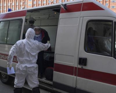 В России за сутки зарегистрировали 8536 новых случаев заражения коронавирусом