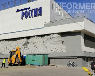 Севастопольскому кинотеатру «Россия» не помогли московские 100 миллионов рублей?