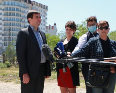На въезде в Севастополь тест на COVID сдали уже 1000 человек
