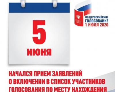 Как проголосовать за поправки в Конституцию РФ, находясь вне места своего жительства