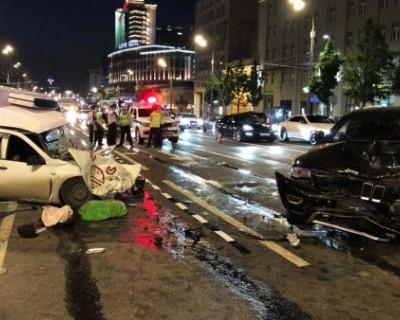 Умер водитель фургона, в который врезался пьяный Михаил Ефремов (ВИДЕО)