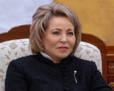 Валентина Матвиенко поблагодарила Михаила Развожаева за человеческий подход к решению проблем севастопольцев
