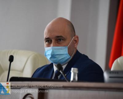 На внеочередном заседании сессии Заксобрания Севастополя был дан старт предвыборной кампании. По этому поводу коммунисты устроили демарш