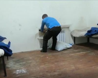 Бывший футболист сварился в кипятке в полицейском участке Калининграда (ВИДЕО)