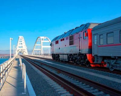 Новые маршруты в Крым: стартуют продажи билетов на поезд «Таврия»