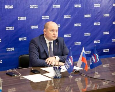 Михаил Развожаев выдвинут кандидатом в губернаторы Севастополя
