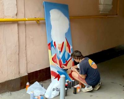 Аэропорт Симферополя украсит портрет художника Айвазовского