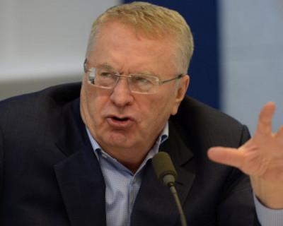 Жириновский рассказал о том, сколько должны получать россияне