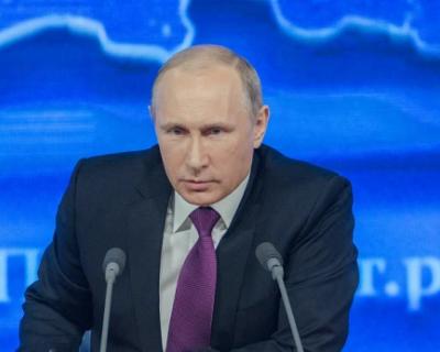 Путин напомнил об ограничении полномочий президента России поправками в Конституцию