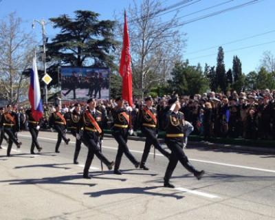 В Симферополе отменен парад Победы из-за угрозы заражения коронавирусом