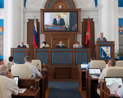 Севприроднадзор представил депутатам отчет о работе за 2019 год