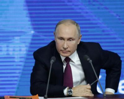 Владимир Путин поговорит с россиянами после 1 июля