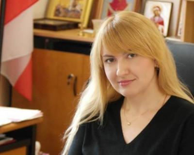 Анна Анюхина назначена вице-премьером правительства Крыма