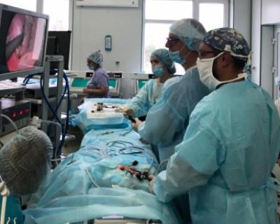 Севастопольские врачи спасли жизнь новорождённому ребёнку