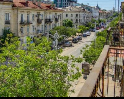 В центре Севастополя сделают бесплатный Wi-Fi