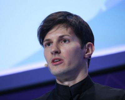 Павел Дуров поздравил российских пользователей Telegram