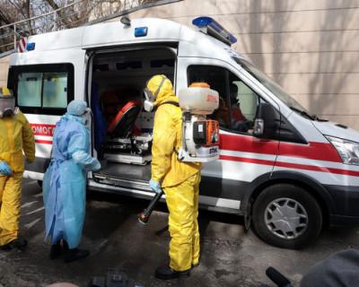 На Украине началась вторая волна коронавируса