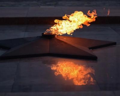 В Симферополе отключат на сутки вечный огонь