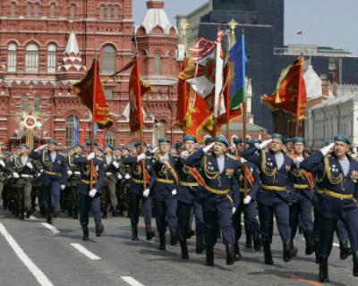 Генеральная репетиция военных парадов Победы прошла в Севастополе, Симферополе и Керчи
