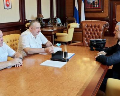 В Крыму назначен новый начальник таможни