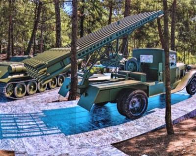 В Ялте откроется музей военной техники