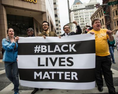 Что значит хештег #BlackLivesMatter