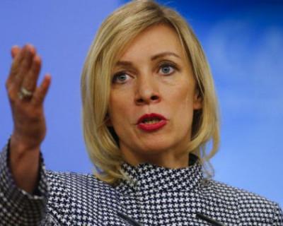 Мария Захарова сказала, что Украина не хочет заниматься настоящими делами