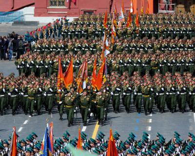 Почему в регионах России не хотят проводить военные парады