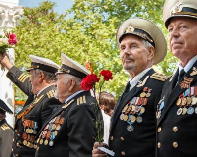 Парад в честь Победы в Великой Отечественной войне прошёл в Севастополе (ФОТО)