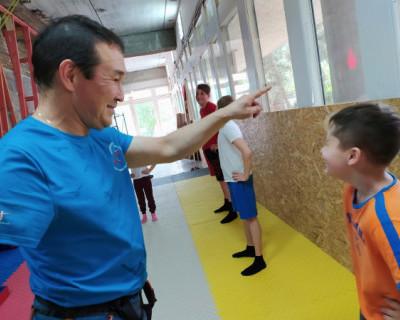 В Севастополе продолжается реализация уникального проекта по реабилитации детей (ФОТО)