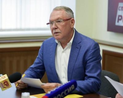 «Справедливая Россия» выступает за поправки к Конституции и резко критикует позицию КПРФ