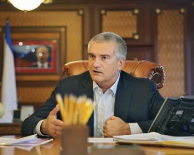 Глава Крыма звереет от бюрократической возни