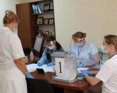 Коллектив городской больницы № 4 проголосовал за поправки в Конституцию России