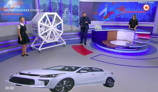 Автомобиль достался пенсионерке Ларисе Николаевне Угнивенко