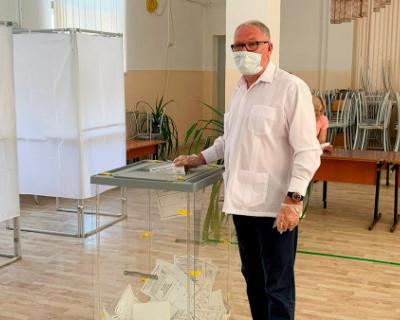 Почти 50% севастопольцев уже проголосовали за поправки в Конституцию России