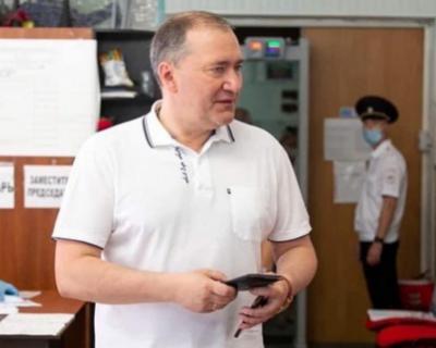 Дмитрий Белик: «Севастопольцы, поспешите на избирательные участки!»