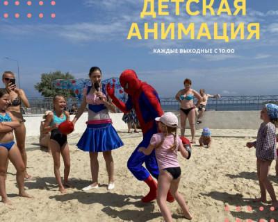 Каждые выходные «ИнтерСтрой» устраивает детям Севастополя праздник