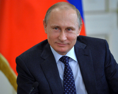 В Госдуме задумались о титуле для Владимира Путина