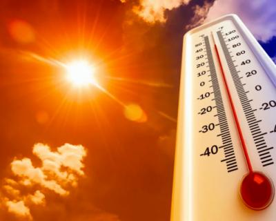 В Симферополе установлен температурный рекорд