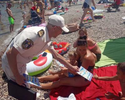 Севастопольцы и гости, на пляжах вас спасут! (ФОТО)