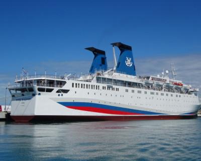 Круизный лайнер «Князь Владимир» возобновит рейсы 19 июля