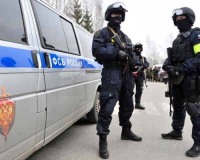 В Москве задержали украинского шпиона