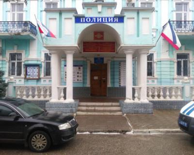МВД проводит проверку по факту противоправной деятельности замначальника полиции Евпатории