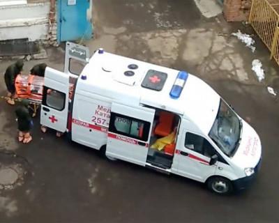 В Севастополе принудительно госпитализируют зараженного коронавирусом