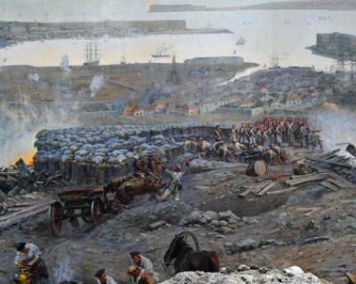Реставрацию музея-панорамы «Оборона Севастополя 1854-1855 годов» хотят включить в программу ФЦП