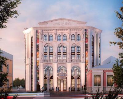 Власти Крыма расторгают контракт с подрядчиком строительства Театра кукол в Симферополе – компанией «Меандр»